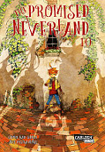Frontcover The Promised Neverland 10