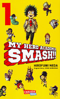 Frontcover My Hero Academia Smash!! 1