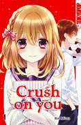 Frontcover Crush on you 1