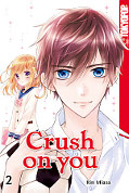 Frontcover Crush on you 2