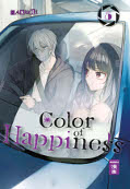 Frontcover Color of Happiness 5