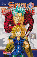 Frontcover Seven Deadly Sins 33