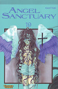 Frontcover Angel Sanctuary 19