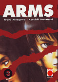 Frontcover Arms 3