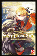 Frontcover Seraph of the End 17