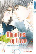 Frontcover Miracles of Love 10