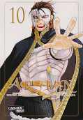Frontcover The Heroic Legend of Arslan 10