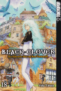 Frontcover Black Clover 18