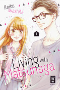 Frontcover Living with Matsunaga 1