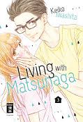 Frontcover Living with Matsunaga 3