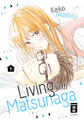 Frontcover Living with Matsunaga 4