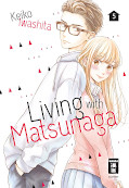 Frontcover Living with Matsunaga 5