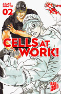 Frontcover Cells at Work 2