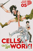 Frontcover Cells at Work 5