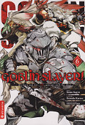 Frontcover Goblin Slayer 6