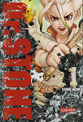 Frontcover Dr. Stone 1