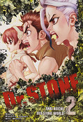 Frontcover Dr. Stone 2
