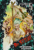 Frontcover Dr. Stone 5