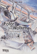 Frontcover Folge den Wolken nach Nord-Nordwest 2