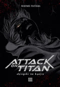 Frontcover Attack on Titan 3