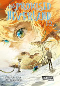 Frontcover The Promised Neverland 12