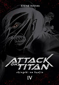 Frontcover Attack on Titan 4