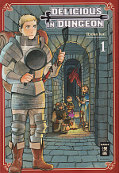 Frontcover Delicious in Dungeon 1