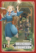 Frontcover Delicious in Dungeon 2