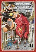 Frontcover Delicious in Dungeon 4