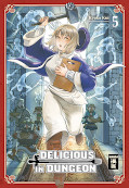 Frontcover Delicious in Dungeon 5