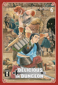 Frontcover Delicious in Dungeon 6