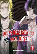 Frontcover Let's destroy the Idol Dream 3