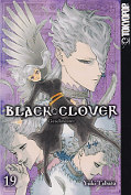 Frontcover Black Clover 19
