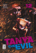 Frontcover Tanya the Evil 12
