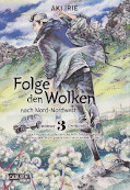 Frontcover Folge den Wolken nach Nord-Nordwest 3