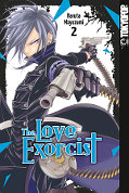 Frontcover The Love Exorcist 2
