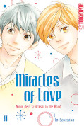 Frontcover Miracles of Love 11
