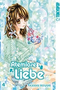 Frontcover Atemlose Liebe 4