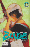 Frontcover Blade of the Immortal 12