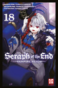 Frontcover Seraph of the End 18