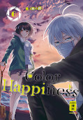 Frontcover Color of Happiness 6