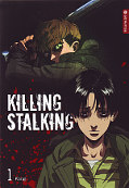 Frontcover Killing Stalking 1