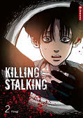 Frontcover Killing Stalking 2