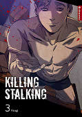 Frontcover Killing Stalking 3