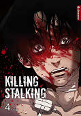 Frontcover Killing Stalking 4