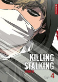 Frontcover Killing Stalking 8