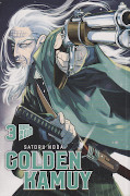 Frontcover Golden Kamuy 3