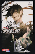Frontcover Black Butler 28
