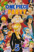 Frontcover One Piece Party 5