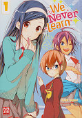 Frontcover We never learn 1